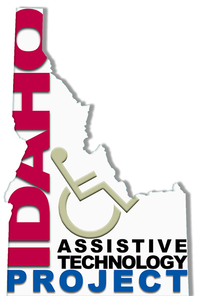 Idaho Assistive Technology Project logo.