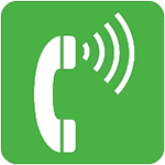 Voice phone icon